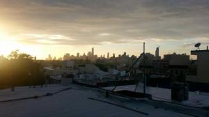 NYC Sunset!