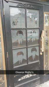Eleanor Rigby's Front Door