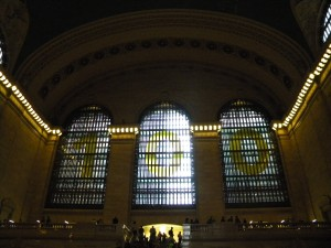 Celebrating 100 years of Grand Central.